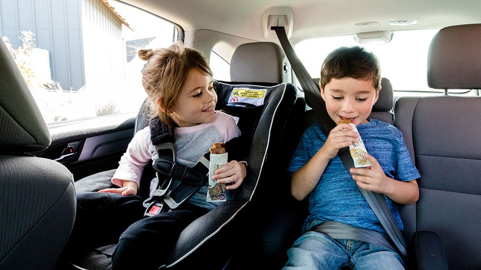 Kids On-The-Go Snacks