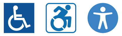 Accessibility Logos