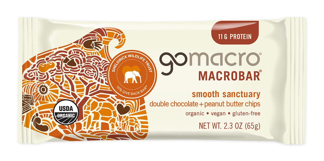 Double Chocolate Peanut Butter