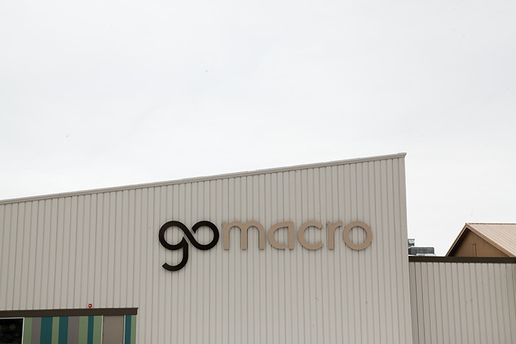 GoMacro corporate headquarters