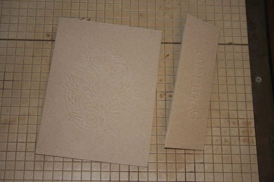 Step 2: Upcycled Blank Journals