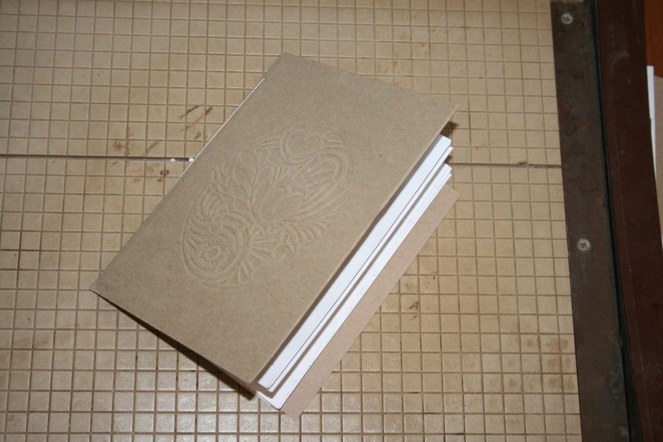 Step 12: Upcycled Blank Journals