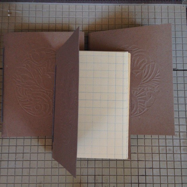Step 13: Upcycled Blank Journals