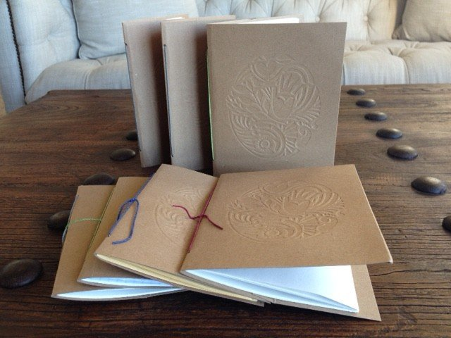 Step 14: Upcycled Blank Journals