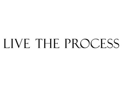 Live the Process Logo
