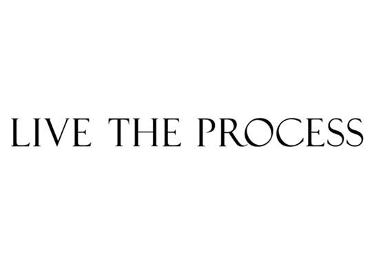 Live the Process Logo