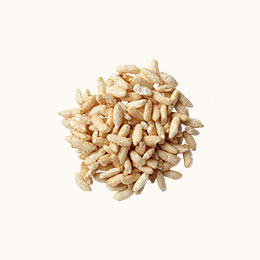 Organic Puffed Brown Rice