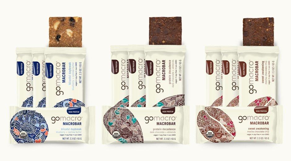 Macrobar New Flavor Sampler Pack