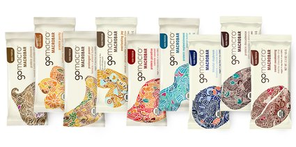 Vegan Protein Bar Sampler Pack