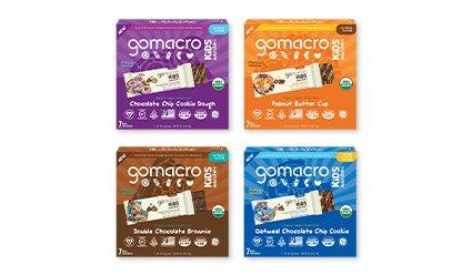 GoMacro Kids MacroBars Variety Pack