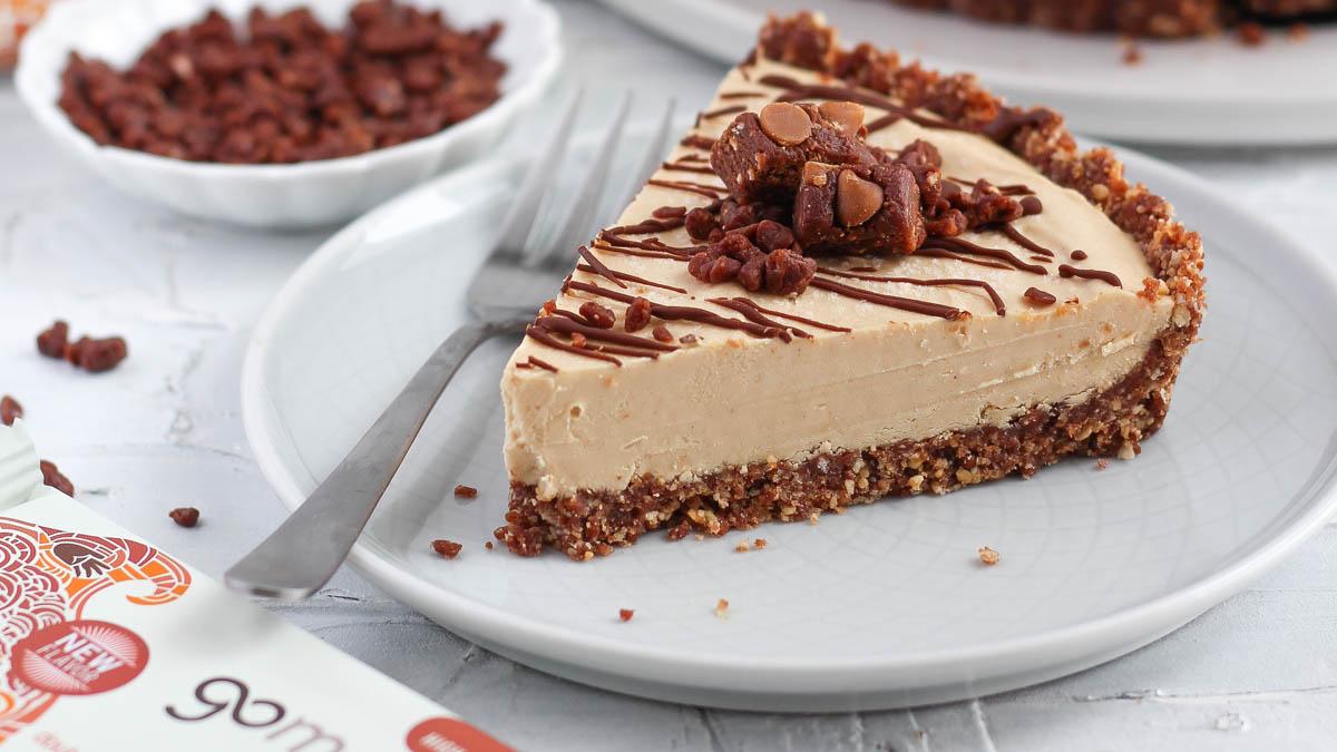 Chocolate Peanut Butter Ice Cream Pie