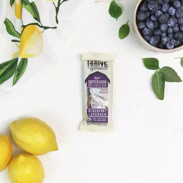 Have you given our Blueberry Lavender bar a try yet? It has a very herbal, almost earl grey taste that makes for a lovely afternoon treat!  . . PS! Were currently offering 30% off our entire site with code: ADVENTURE. Tap the link in our bio to shop now.