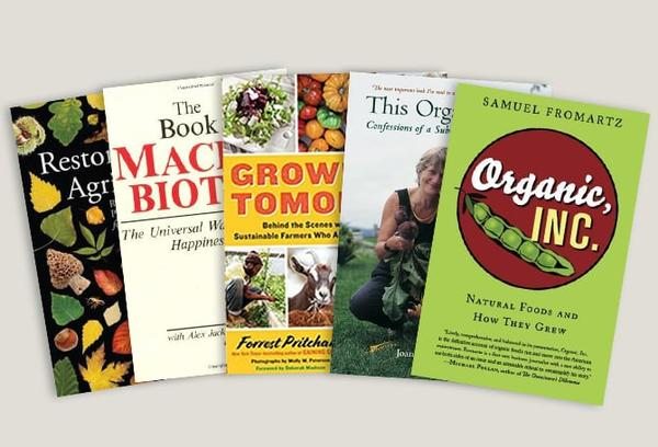 7 Books for a Plant-Based Lifestyle