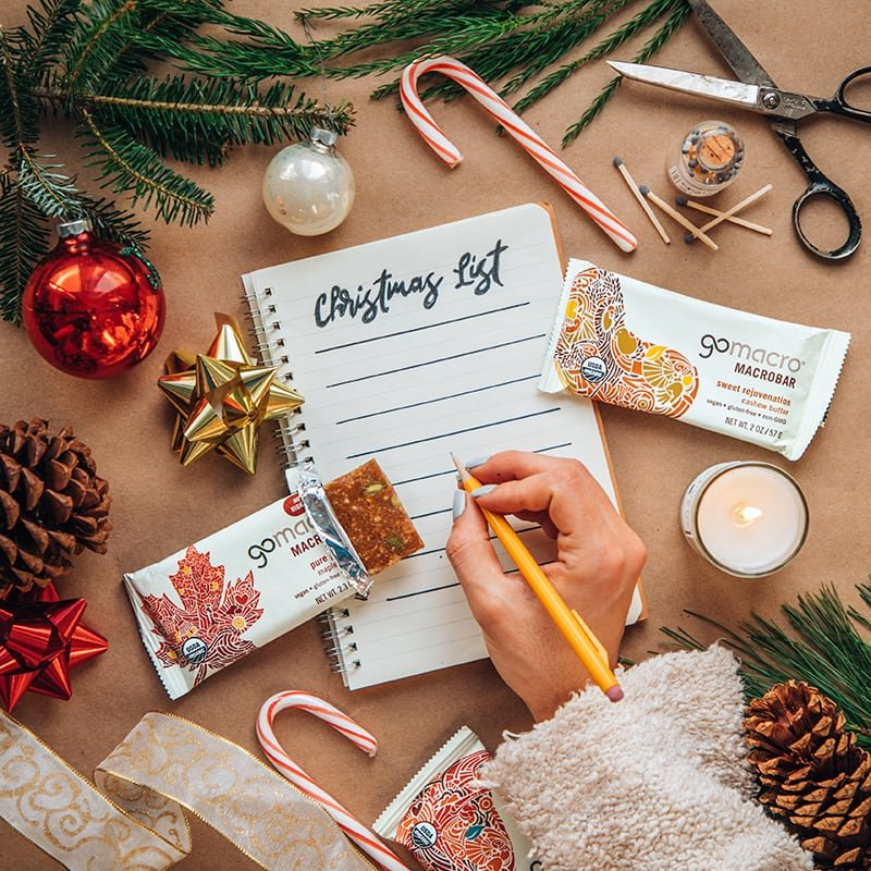 From GoMacro To You: A Sustainable Holiday Gift Guide