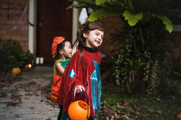 No Tricks, Just Clean Halloween Treats