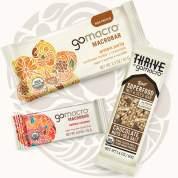 Healthy Vegan Snacks Subscription Box