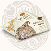 Try our organic protein bars